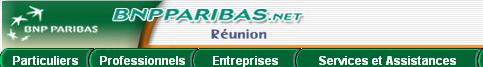 BNPPARIBAS.NET REUNION