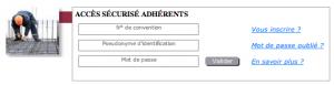 WWW.CNETP.FR - Paiements, Remboursements, Mon compte en ligne