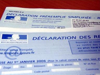 REVENU MOYEN EN FRANCE 2010