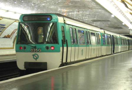TARIF RATP 2011 - Ticket de métro, Carte NAVIGO