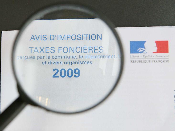 TAXE FONCIÈRE 2011 AUGMENTATION